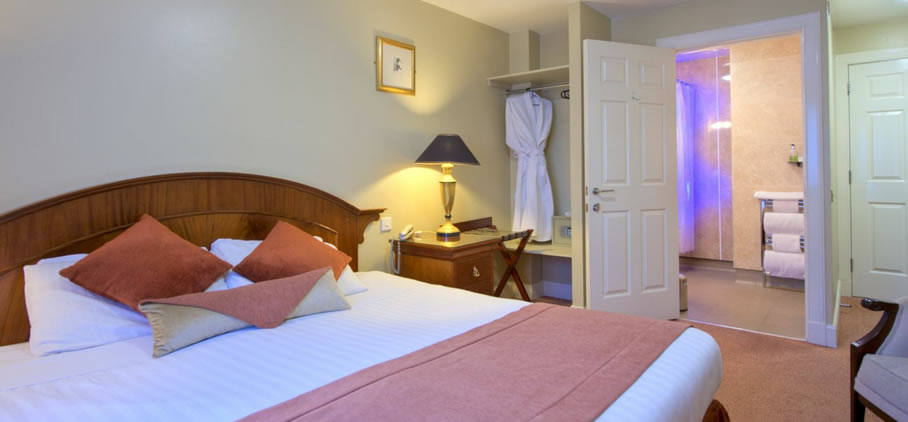 Wheelchair Accessible Room Edinburgh